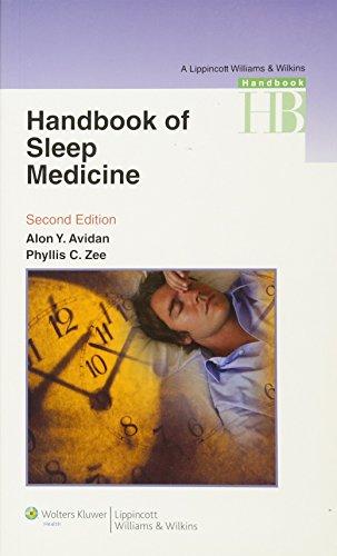 Zoom IMG-3 handbook of sleep medicine