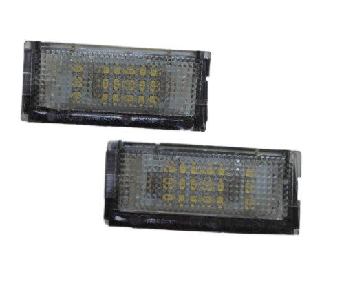 Handycop® Kennzeichenbeleuchtung für 3er E46 Touring (Kombi) + Limousine - mit Zulassung