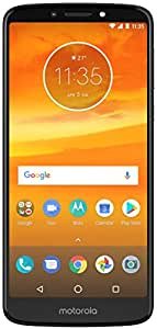 Moto E5 Plus (Black, 3GB RAM, 32GB Storage)