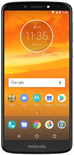 Moto E5 Plus (Indigo Black, 3+32GB, 5000 mAh battery)