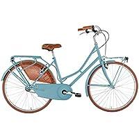"""Alpina Bike Olanda 26"""", Bicicletta Donna, Acquamarina, 1v"""