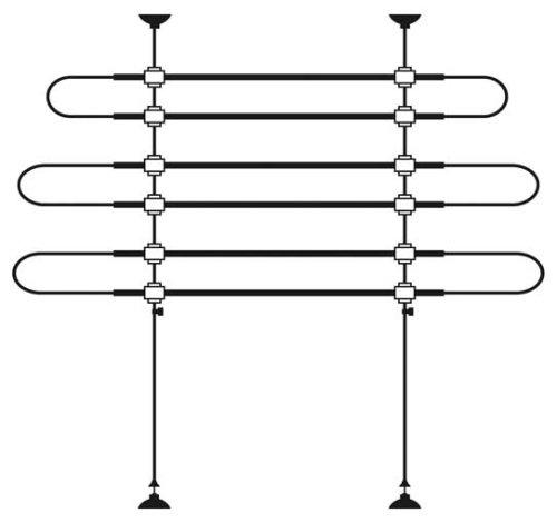Kerbl Auto-Schutzgitter B: 85-140cm, H: 75-110cm