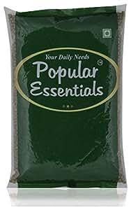 Popular Essentials Premium Green Moong Whole, 500g