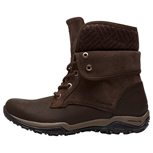 Columbia Damen Cityside Fold Waterproof Outdoorschuh Braun