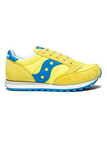 Baskets Saucony Jazz Original Jaune Junior