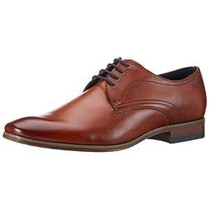 Bugatti Herren Business Schuhe, Braun