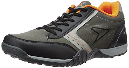 Power Men's Street 151 Black Running Shoes