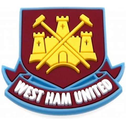 West Ham United-Crest-Magnete per frigorifero, 3D