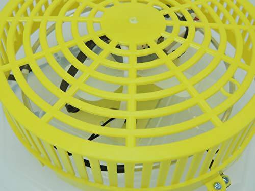Inkubator Brutkasten Campo24 C1 - 6