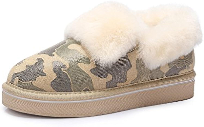 Le scarpe da snowboard invernali delle donne in stivali antisdrucciolevoli si adattano a calzature in cotone caldo... | Uscita  | Uomini/Donne Scarpa