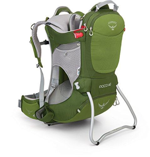 Osprey Poco AG Child Carrier Pack, Ivy Green, One sie