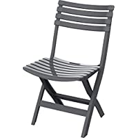 Cosmoplast 6291048123958 Plastic Folding Chair for Indoors and Outdoors