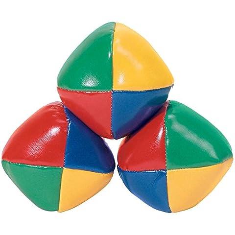 SportFit 661-50 - Set di palline da giocoliere, 3