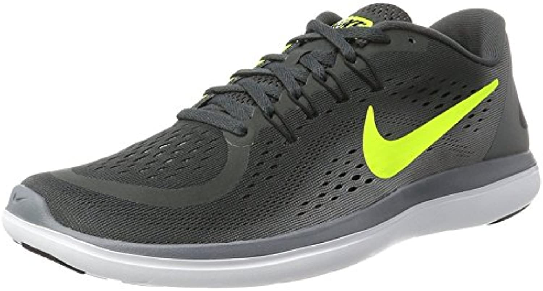 Zapatillas de running Nike Flex RN 2017 para hombre Antracita / Volt / Cool Grey / Black Size 14 M US
