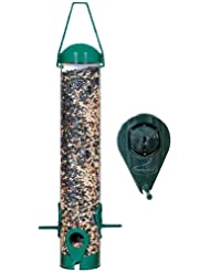 Perky-Pet 3261 Alimentador de aves silvestres y Pinzones.