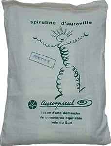 SPIRULINE POUDRE 500 g - La ferme de Paula - Pour un commerce équitable