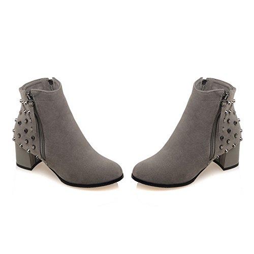 BalaMasa - Stivali Chelsea donna Gray