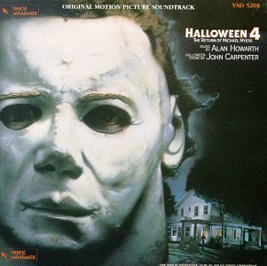 Halloween 4 by Various Artists (1994-08-02)