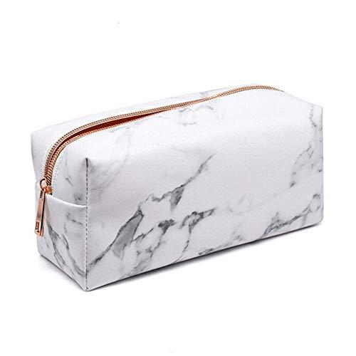 Estuche para lápices, 1 bolsa de viaje para cosméticos, para niñas, multifunción, bolsa para brochas de maquillaje