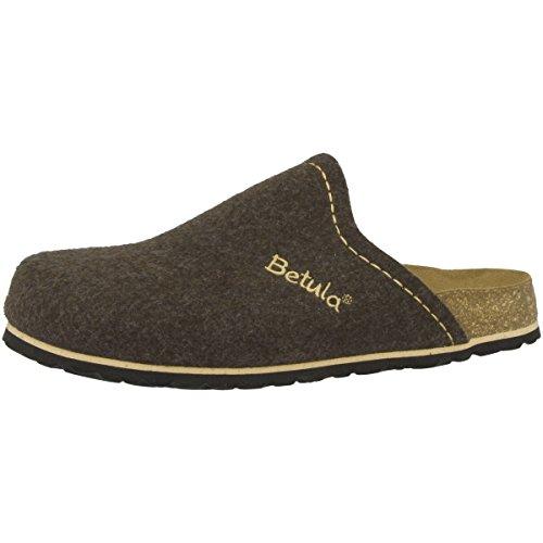 Betula House Soft Unisex-Erwachsene Clogs dark brown (122713)
