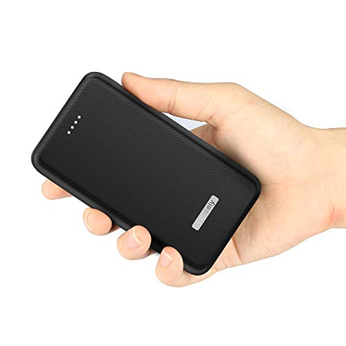 Vancely Power Bank 20000mAh, Caricabatterie Portatile 2 USB Porte, Batteria Esterna per iPhone,...
