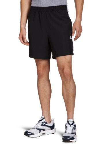 adidas Herren Trainingshorts Essentials Chelsea 3-Streifen, Black/White, XL, X20189 Nike Core Cotton