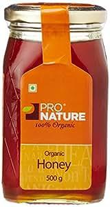 Pro Nature Organic Honey, 500g