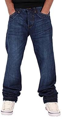 Peviani Mens Boys True Stonehse Star Dark Wash Blue Denim Jeans Time G Money Is Religion Hip Hop