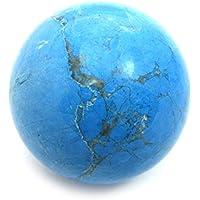 Kugel Magnesit hellblau (gefärbt) 5 cm preisvergleich bei billige-tabletten.eu