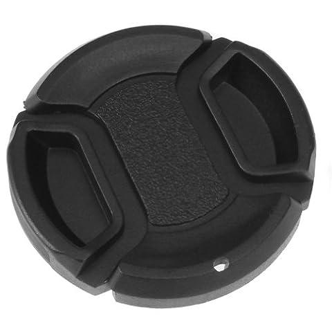 BIRUGEAR snap-on Bouchon d'objectif de protection universel 40.5mm - Noir