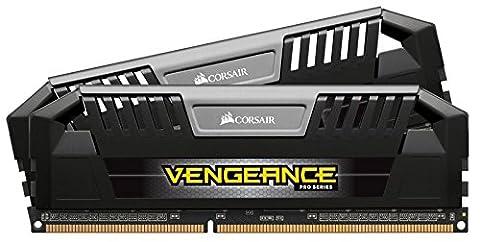 Corsair cmy16gx3m2b2133C11Vengeance Pro 16GB (2x 8GB) DDR32133MHz XMP Performance Desktop Arbeitsspeicher-Kit–Schwarz