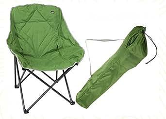 Camping Stratford XL Chair Green