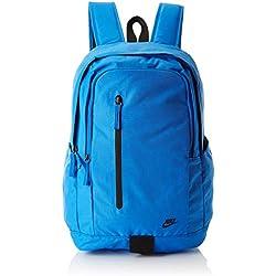 Nike NK All Access SOLEDAY BKPK-S Mochila, Unisex Adulto, Azul (Signal Blue/Black), Talla Única