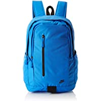 Nike NK All Access SOLEDAY BKPK-S Mochila, Unisex Adulto, Azul (Signal