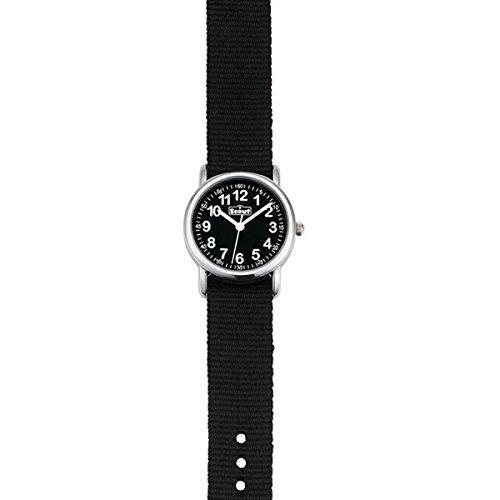 Scout Jungen-Armbanduhr Analog Quarz Textil 280304002 - 2
