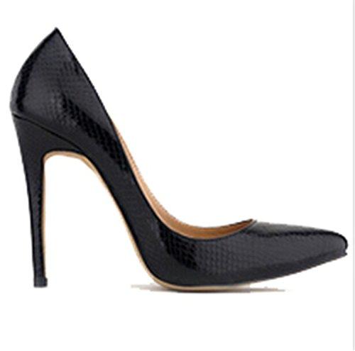 216073b5fb47a Big Yards 35-42 The Small Crocodile Shoes Women Pump Sexy cusp Shoe Heels  Spring Brand Wedding High-Heeled Shoes w806