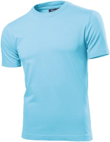 Hanes T-Shirt 'Fit-T' 5500 Sky Blue