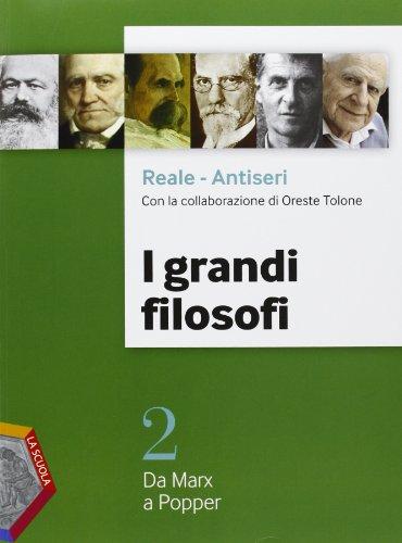 I grandi filosofi. Per i Licei e gli Ist. magistrali. Con espansione online: 2