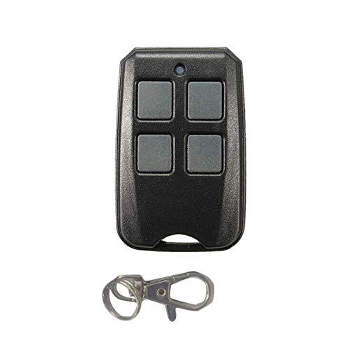 Dual Band 315 / 390mhz bouton télécommande de porte de garage pour Genie GM3T-BX Noir