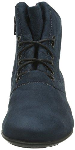 Think 3-, Boots femme Bleu - Bleu eau/kombi-86
