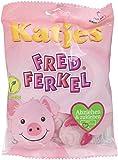 Katjes Fred Ferkel, 4-er Pack (4 x 200 g)