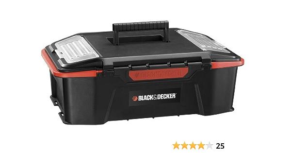 Black Decker Multievo Werkzeugbox Mtstb1 Baumarkt