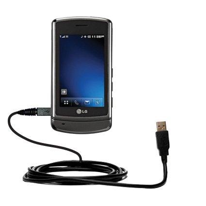 Classico Cavo USB Dritto compatibile con LG VX9700 con Power Hot Sync e Capacità di Caricamento Adotta la Tecnologia TipExchange