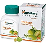 Himalaya Wellness Triphala Bowel Wellness - 60 Tablet (Pack of 3)