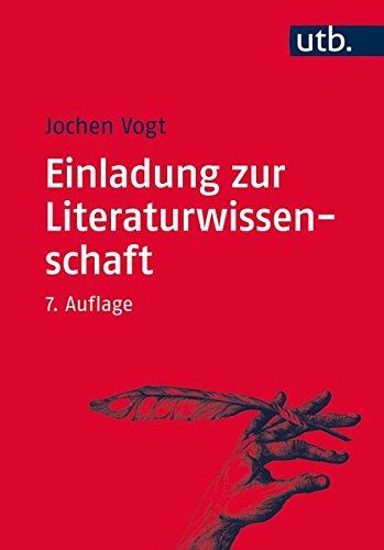 Einladung zur Literaturwissenschaft