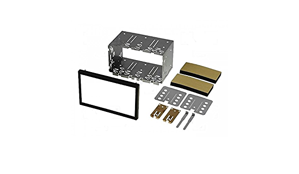 Din5 Rahmen Kit Doppel Din 2 Din Autoradio 2 Iso 182 X Elektronik