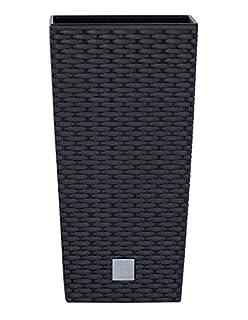 L Größe 75cm hoch Rato Übertopf + Liner, anthrazit (B00J4JTFOA)   Amazon Products