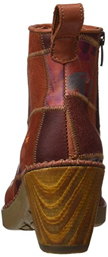 Art Damen Sol Kurzschaft Stiefel Orange (Memphis Petalo)