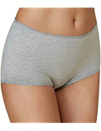 8a53c0059ddc VANEVER 5PK Ladies Premium Cotton Lycra Full Briefs,Womens Mama  Panties,Basic High Rise