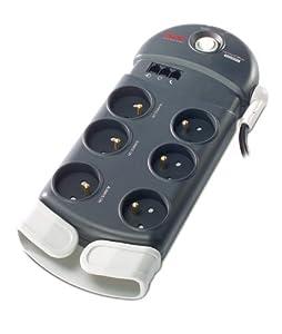 APC Parafoudre 6 prises + TEL - Garantie à vie